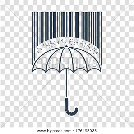 Icon Barcode About Shopping