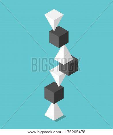 High Balancing Heap