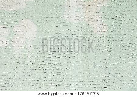 Grunge Green Background Cement Old Texture Wall