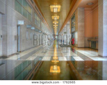 Post Office Corridor