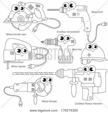 The colorless vector set of Engine Apparatus.