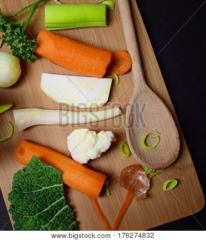 Vegetarian Food Ingredients