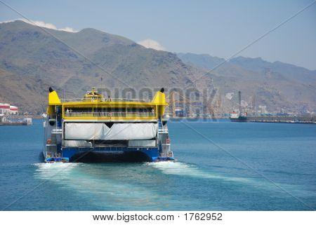 Speed Ferry
