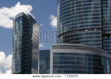 Modern Busines Building