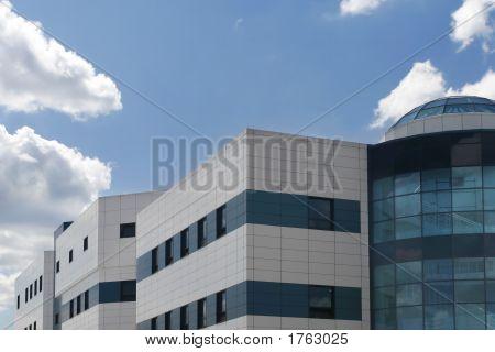 Modern Industrial Building 2
