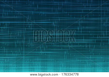 Abstract Digital Vertical And Horizontal Elettric Blue Lines Background Movement,  Animation Technol