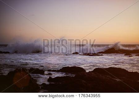 Ocean Coast Shoreside