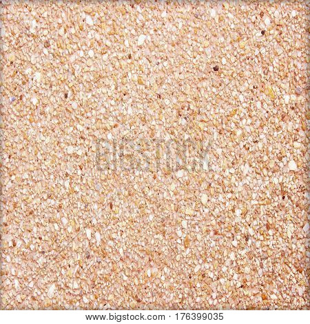 The background surface of terrazzo floor texture