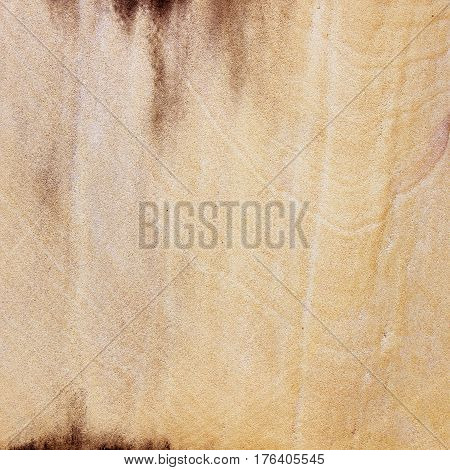 The Sandstone Pattern background or texture .
