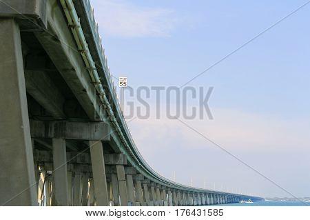 Speed Limit On The Overseas Highway
