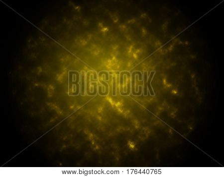 cloud smoke texture abstract yellow background hot