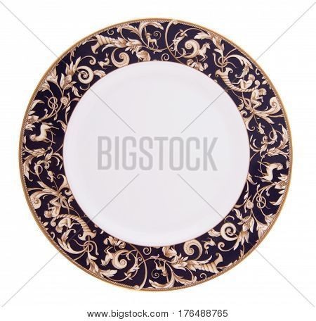 plate, white, empty, people, background, single, no, blank,