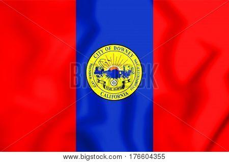 Flag_of_downey_california