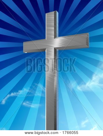 Silver Holy Cross