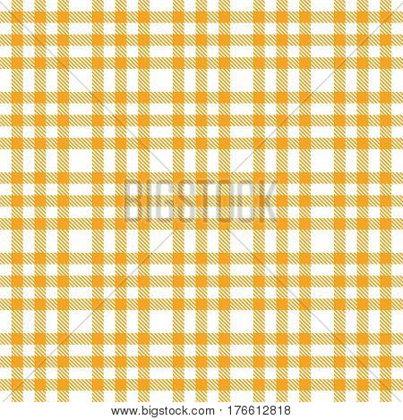 Checkered Pattern Yellow - Endless