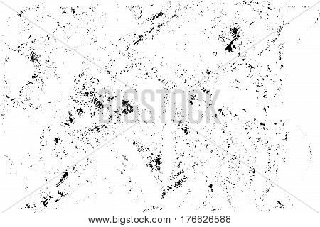 Isolated Grunge Texture Dirty Background