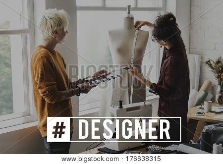 Fashion Designer Create Your Own Style Fashionista