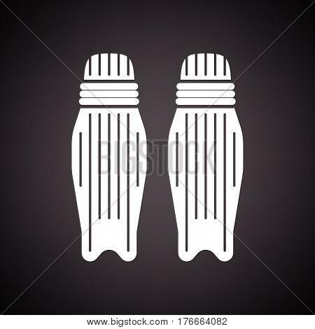 Cricket Leg Protection Icon