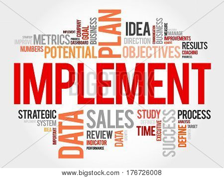 Implement word cloud business , concept background