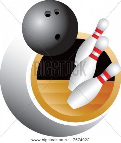 Bowling swoosh