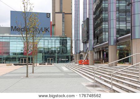 Manchester Mediacity