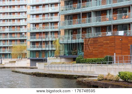 Manchester Apartment Buildings