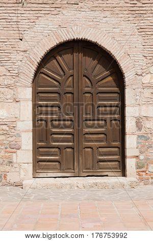 Ancient Church Doors