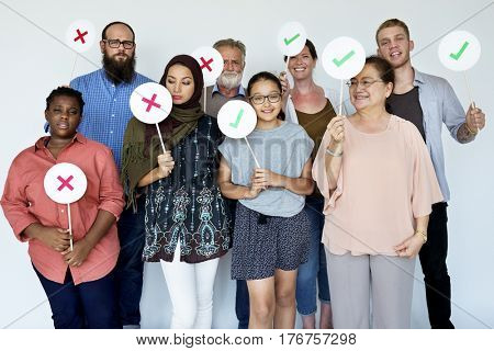 Group of People Togetherness Opinion Concept
