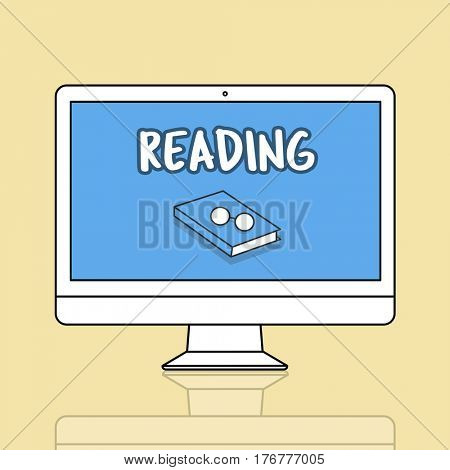 Education Reading Study Textbook Concept