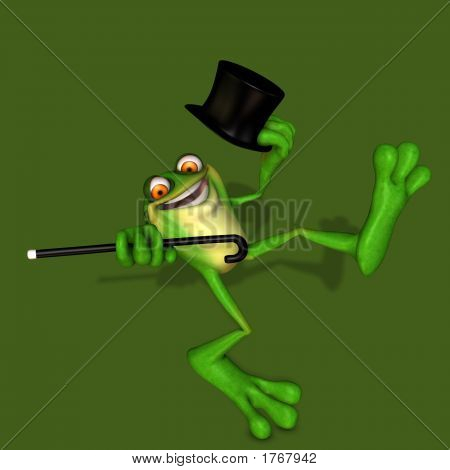 Frog Dance 1
