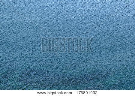 Empty Seascape Chubut Argentina