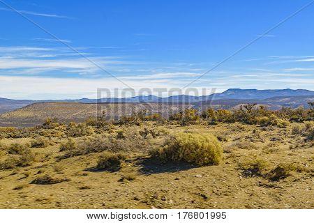 Patagonia Landscape Chubut Argentina