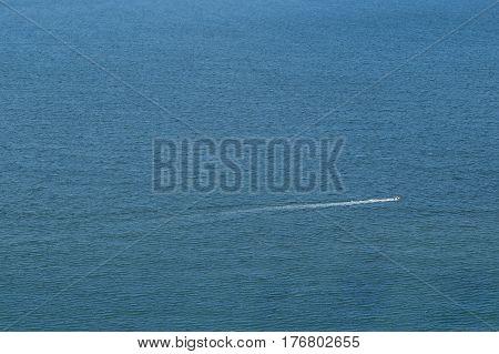 Seascape Landscape Scene