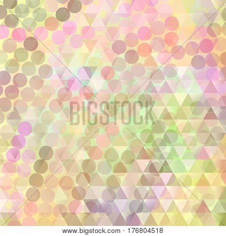 abstract background with geometric texture - vector illustration
