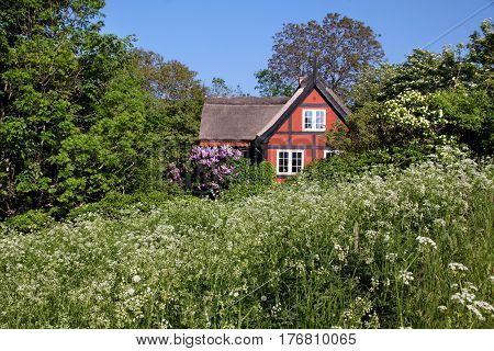 Idyllic Holiday Cottage