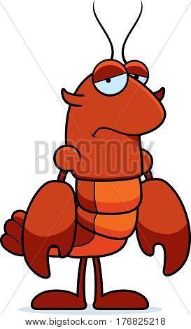 Sad Crawfish