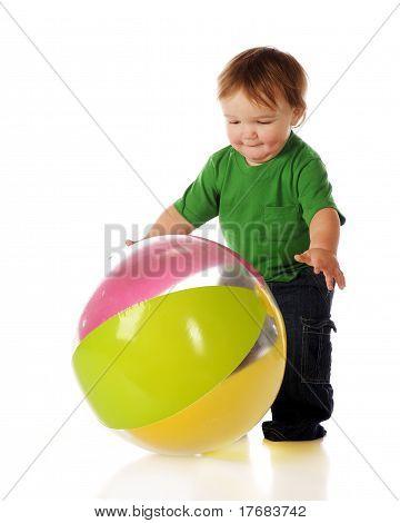 Beach Ball Baby