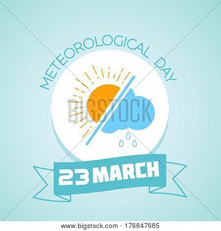 23 March Meteorological Day