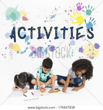 Activities Freetime Hobbies Leisure Pleasure