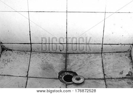 Dirty Old Sink