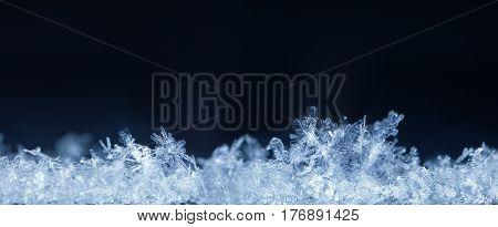 Snow Drift Micro Scenery