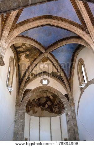 Chapel Of Palazzo Chiaramonte - Steri In Palermo