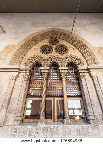 Decor Of Palazzo Chiaramonte - Steri In Palermo