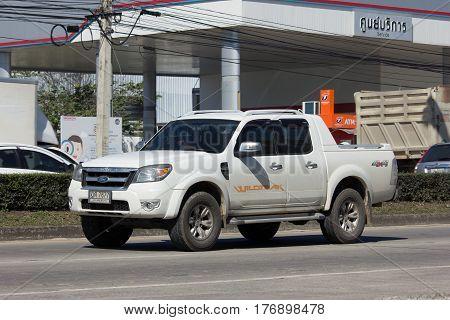 Private Pickup Car, Ford Ranger.