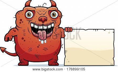 Ugly Devil Sign