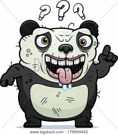 Confused Ugly Panda
