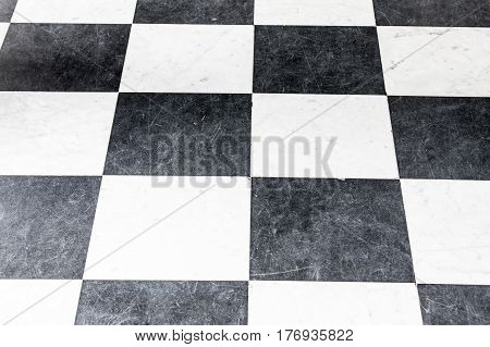 photo of beautiful black and white chess background