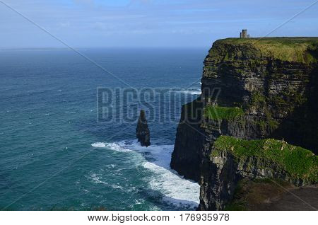 Breathtaking look at Galway Bay and the Cliff's of Moher in Ireland.
