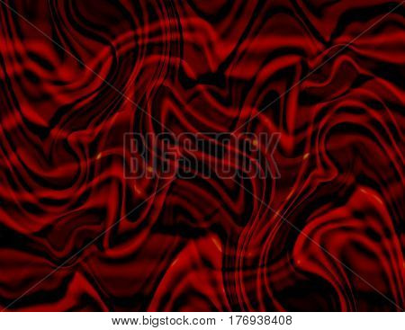 Abstract swirly gradient background design with vibrant pink colors.