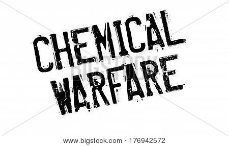 Chemical Warfare rubber stamp. Grunge design with dust scratches. Effects can be easily removed for a clean, crisp look. Color is easily changed.